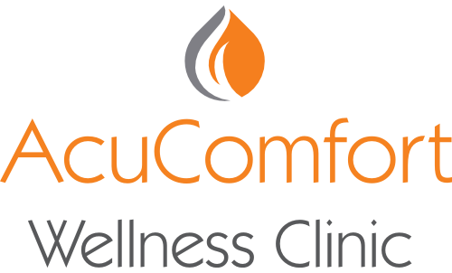 ACUCOMFORT<br><br>Acupuncture & Laser Clinic<br>with Alexandra Herold<br><br>Phone 604 787 8923